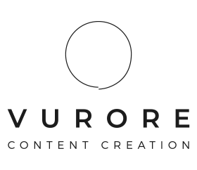 VURORE, Content Creation, schwarz